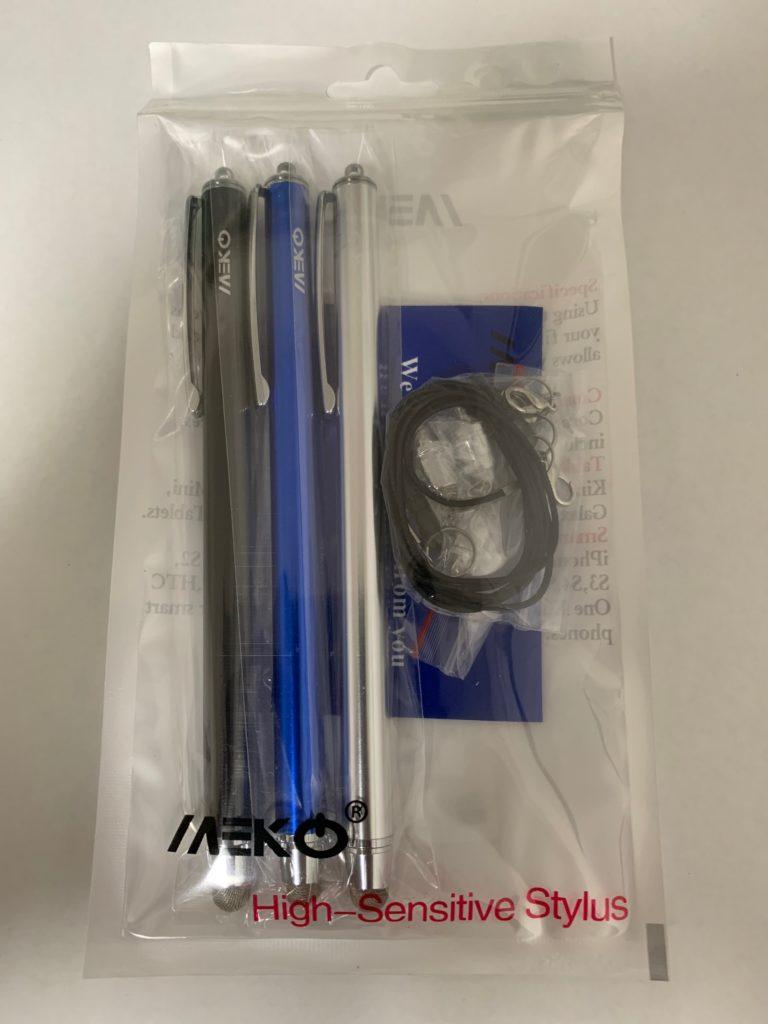 MEKO 6mm タッチペンの画像
