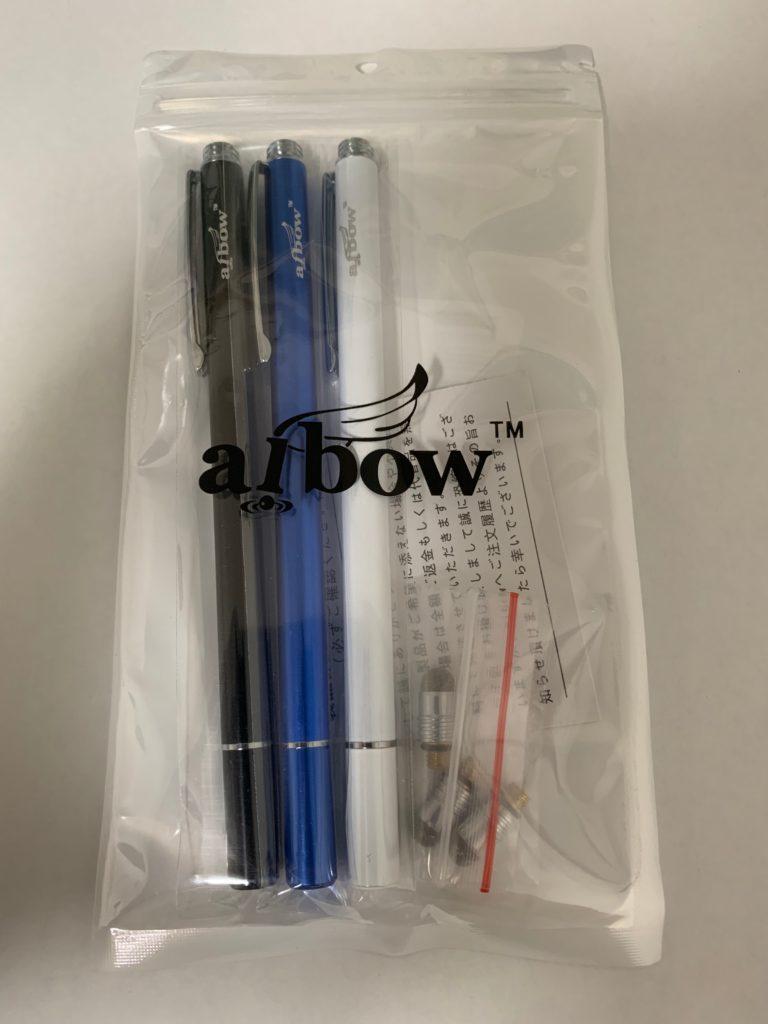 aibow 6mm タッチペンの画像